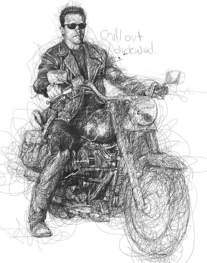 Theo Distractify, Vince Low hiện khá nổi tiếng trên mạng với vai trò nghệ sĩ vẽ tranh minh hoạ