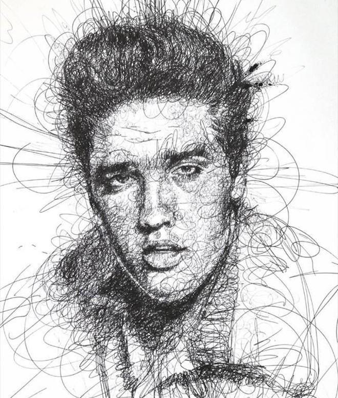 Các tác phẩm của chàng trai trẻ đều khiến người xem ngỡ ngàng, kinh ngạc vì trí tưởng tượng phong phú.