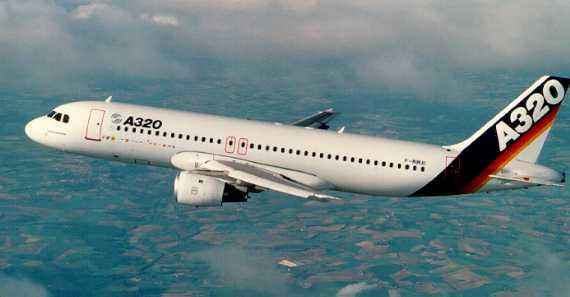 Máy bay Airbus A320