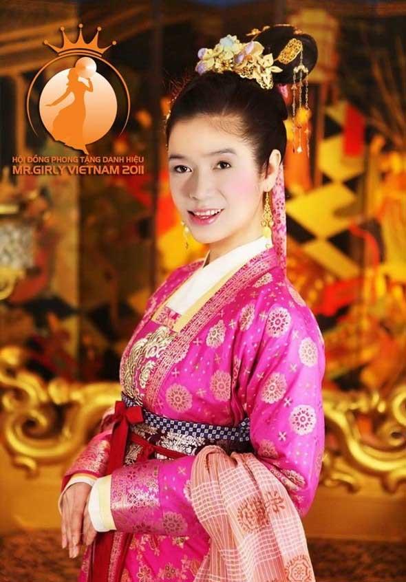 Nam ca sĩ Long Nhật