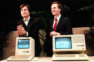 Mối quan hệ giữa Steve Jobs và John Sculley nhanh chóng bị rạn nứt