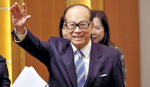 Những điều thú vị về tỷ phú giàu nhất Châu Á Li Ka Shing