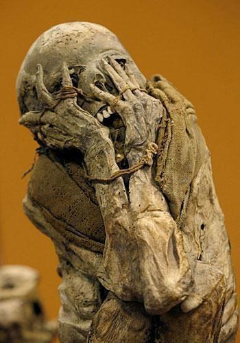 Xác ướp được tìm thấy ở rừng nhiệt đới Amazon