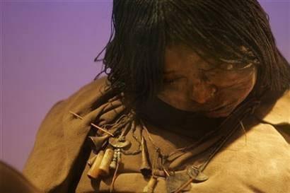Xác ướp của một đứa trẻ được tìm thấy trên đỉnh núi lửa Llullaillaco