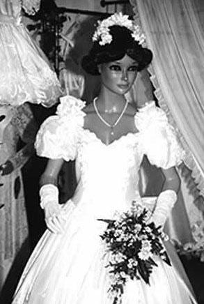 Xác ướp của một cô dâu