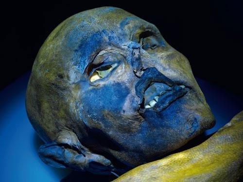 Xác ướp của một người đàn ông bị sát hại cách đây 5300 năm trước