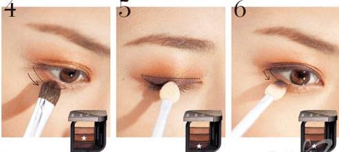 trang diem mat 3 Trang điểm mắt quyến rũ