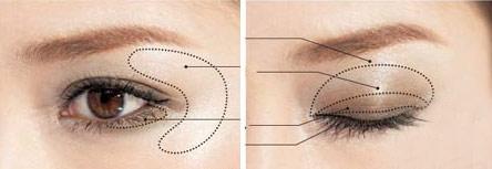 trang diem mat 7 Trang điểm mắt quyến rũ