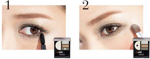 trang diem mat 6 Trang điểm mắt quyến rũ