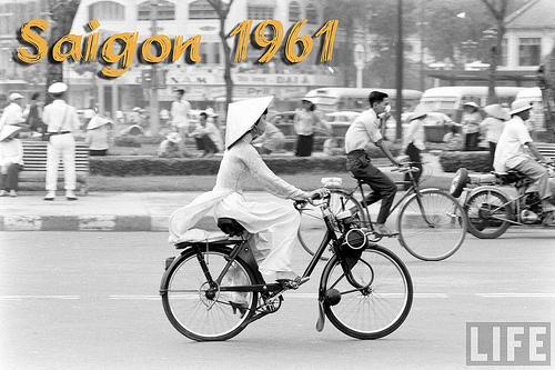 Saigon 1961 - Photos of Saigon Fifty Years Ago