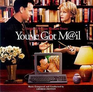 """Bộ phim """"You've Got Mail"""" với sự tham gia diễn xuất của nam diễn viên Tom Hanks"""