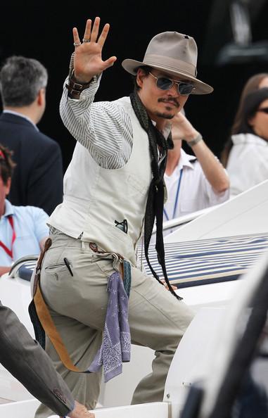 2. Johnny Depp - 50 triệu đô la