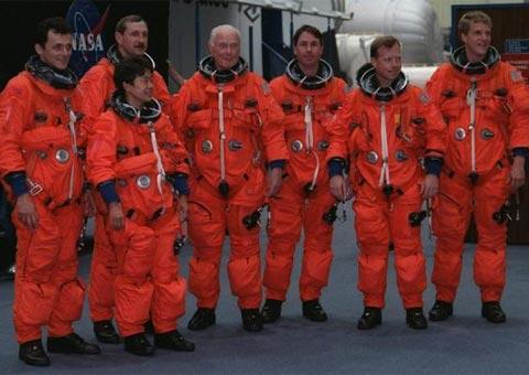 Những kỷ lục của con người trong không gian