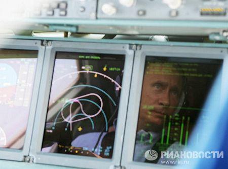 Vào tháng 10/2010, Thủ tướng Putin đã tham gia dập tắt cháy rừng tại vùng Ryazan trên một chiếc thuỷ phi cơ Be-200.