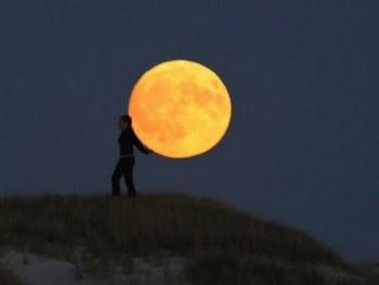 Vác cả mặt trăng