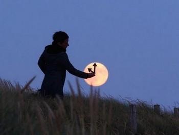 Đồng hồ mặt trăng