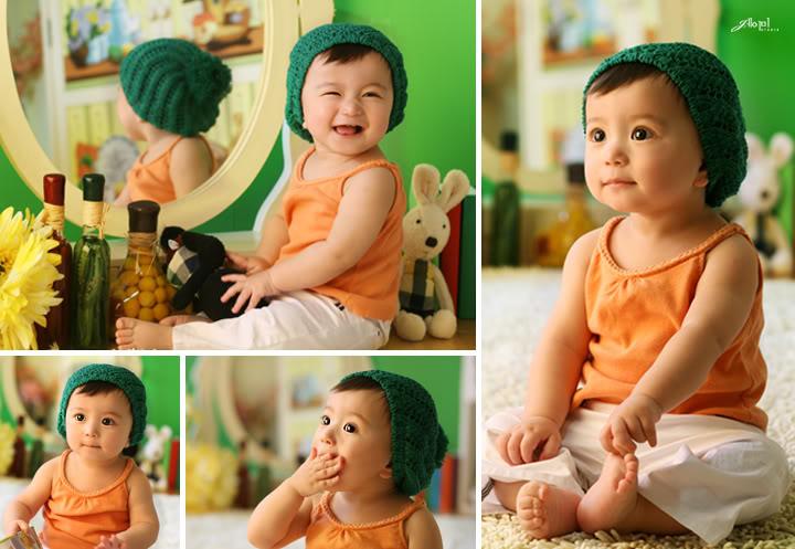 Mason - Hàn Quốc - Em bé