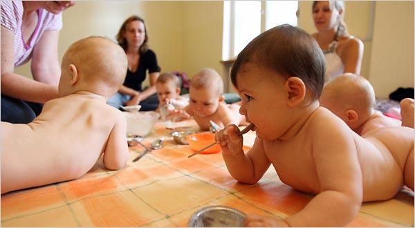 Đức: Sinh con được phần thưởng