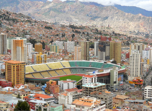 Hernando Siles (Bolivia)