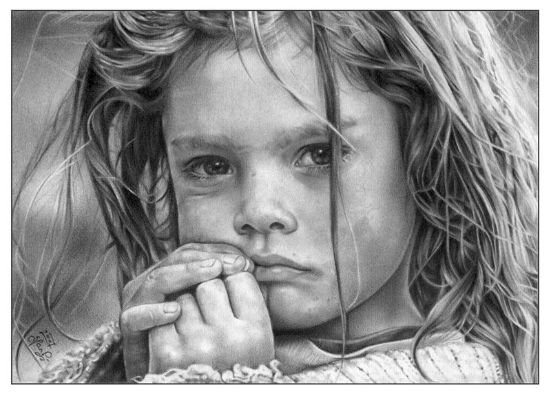 Pencil art word photos
