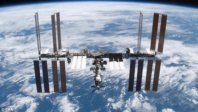 Trạm ISS
