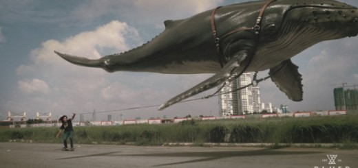 """[Video] """"Dắt cá voi đi dạo giữa Sài Gòn"""""""