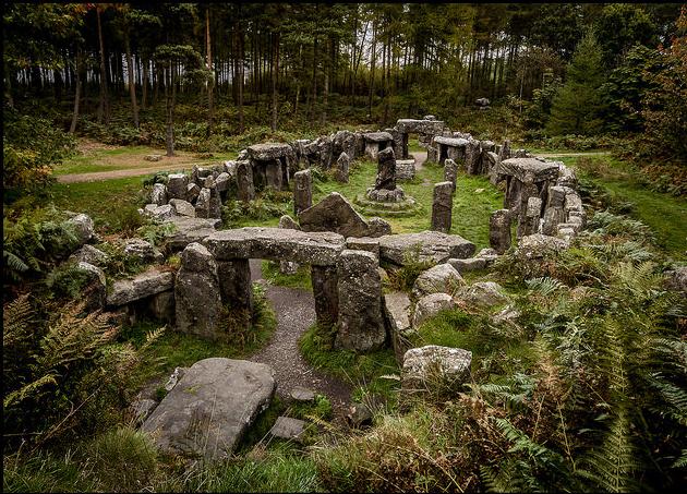 Halloween bắt nguồn từ lễ hội thần lửa Samhain của người Celt cổ đại