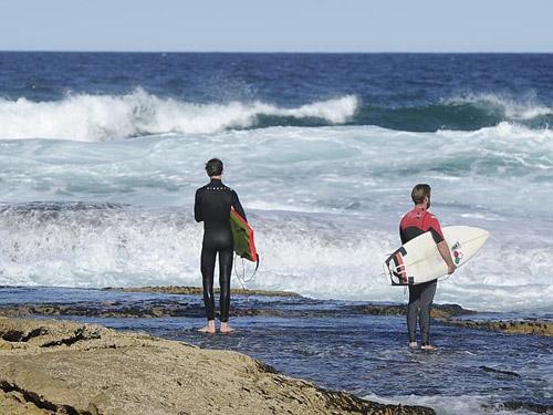 Nếu mỗi ngày tắm ở một bãi biển, bạn sẽ mất 27 năm để tắm hết các bãi biển ở Australia.