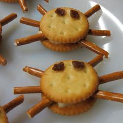 Bánh quy nhền nhện