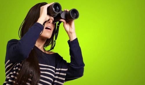 Veronica Seider giữ kỷ lục thế giới với khả năng nhìn được những vật nhỏ nhất từ khoảng cách xa mà không cần dùng đến thiết bị hỗ trợ.
