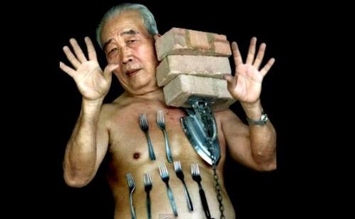 Liew Thow Lin là một người đàn ông ở Malaysia, được biết đến với khả năng hút đồ vật kim loại