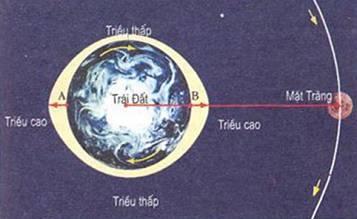 Lực hấp dẫn giữa hai hành tinh rất gần nhau này gây ra một hiện tượng gọi là bướu thủy triều, bề mặt của cả hai hành tinh bị biến dạng bởi lực hấp dẫn.