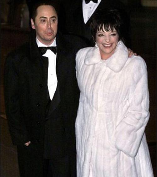 Đám cưới giữa ngôi sao điện ảnh Liza Minnelli và David Gest