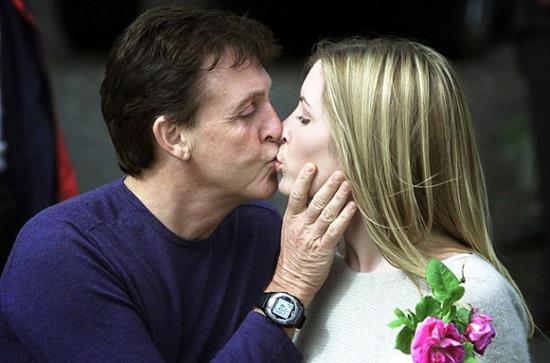 Đám cưới của Paul McCartney, thành viên của ban nhạc The Beatle