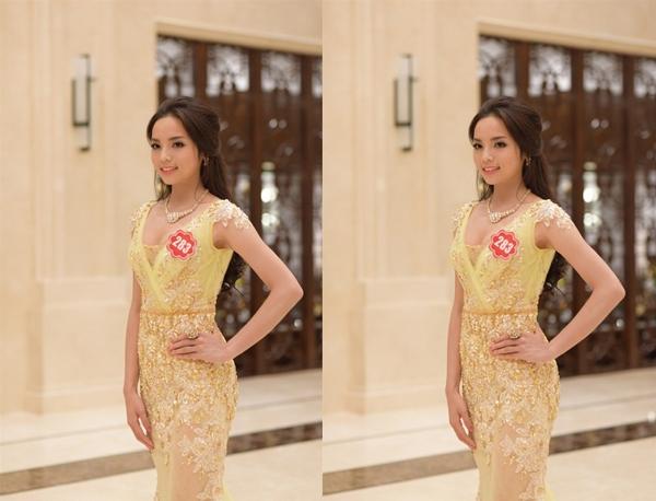Số báo danh của Nguyễn Cao Kỳ Duyên ít được chú ý đến như tên gọi của cô