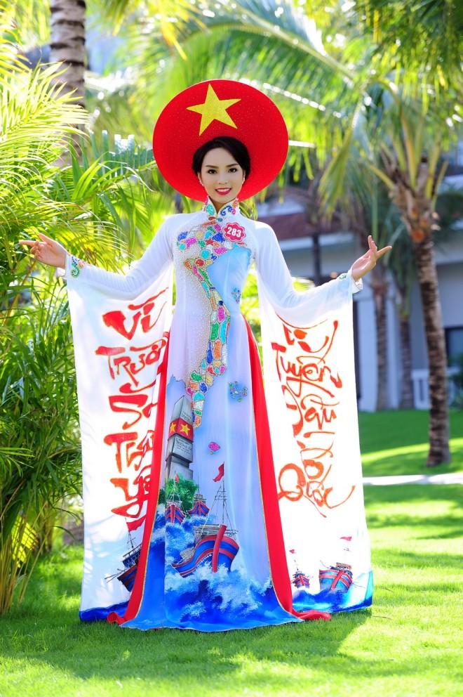 Trong nhiệm kỳ 2 năm, hoa hậu Kỳ Duyên sẽ tham gia nhiều hoạt động xã hội và quảng bá hình ảnh Việt Nam đến bạn bè quốc tế