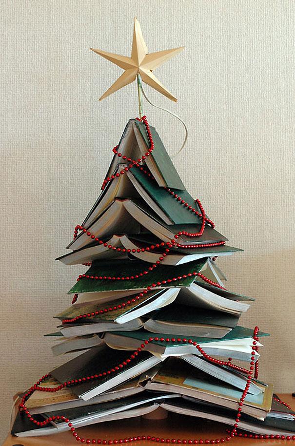 Những ý tưởng cực 'độc' cho cây thông Noel - Ảnh 2