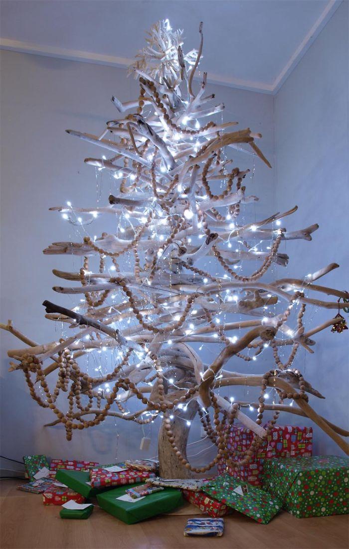 Những ý tưởng cực 'độc' cho cây thông Noel - Ảnh 5