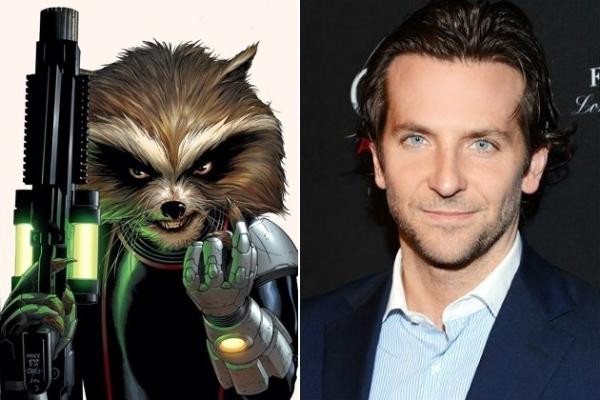 """Lồng tiếng cho Rocket trong """"Guardians Of The Galaxy"""""""