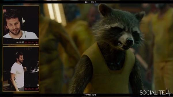 """Nhà sản xuất Kevin Feige nhận định """"Giọng nói của anh ấy toát lên vẻ điềm tĩnh và nghiêm túc.Và mời được anh ấy tham gia vào bộ phim này chính là một trong những điều tuyệt vời nhất chúng tôi đã làm được""""."""