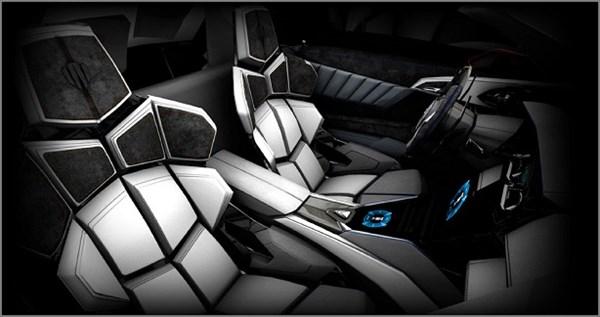 Một trong những đặc tính tạo ấn tượng mạnh của siêu xe chính là diện mạo cực hầm hố cùng thiết kế góc cạnh sắc nét của nó.