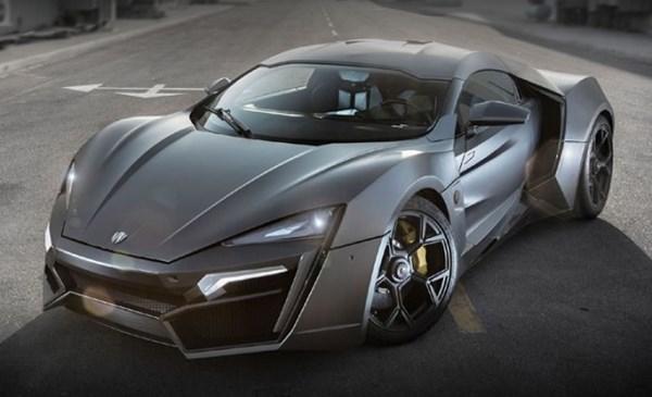 7 sự thật thú vị về siêu xe 3,4 triệu USD trong Furious 7