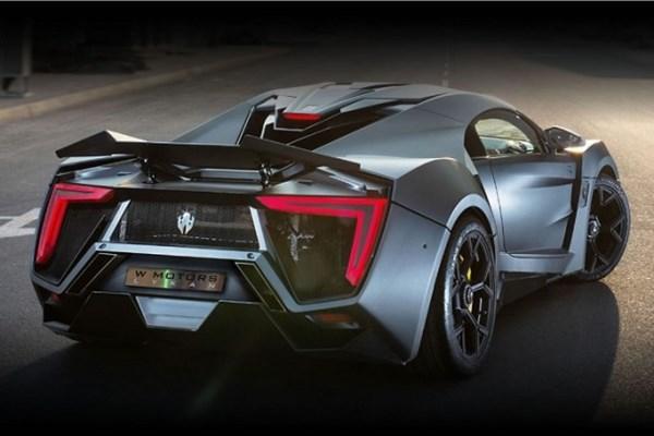 7 sự thật thú vị về siêu xe 3 triệu USD trong Furious 7 hình ảnh 2