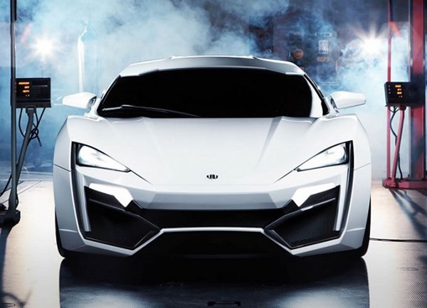 7 sự thật thú vị về siêu xe 3 triệu USD trong Furious 7 hình ảnh 3