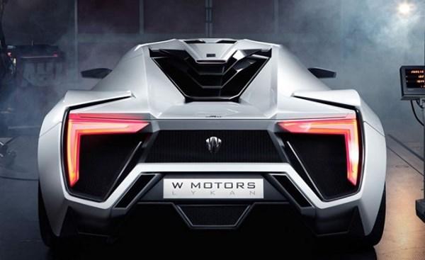 Lykan HyperSport có sức mạnh ngang ngửa Bugatti Veyron