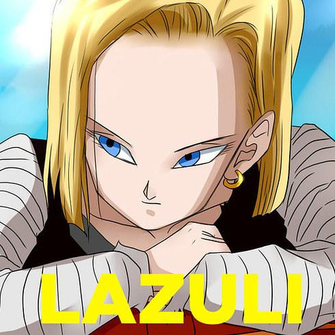 Tên thật của Android 18 là Lazuli