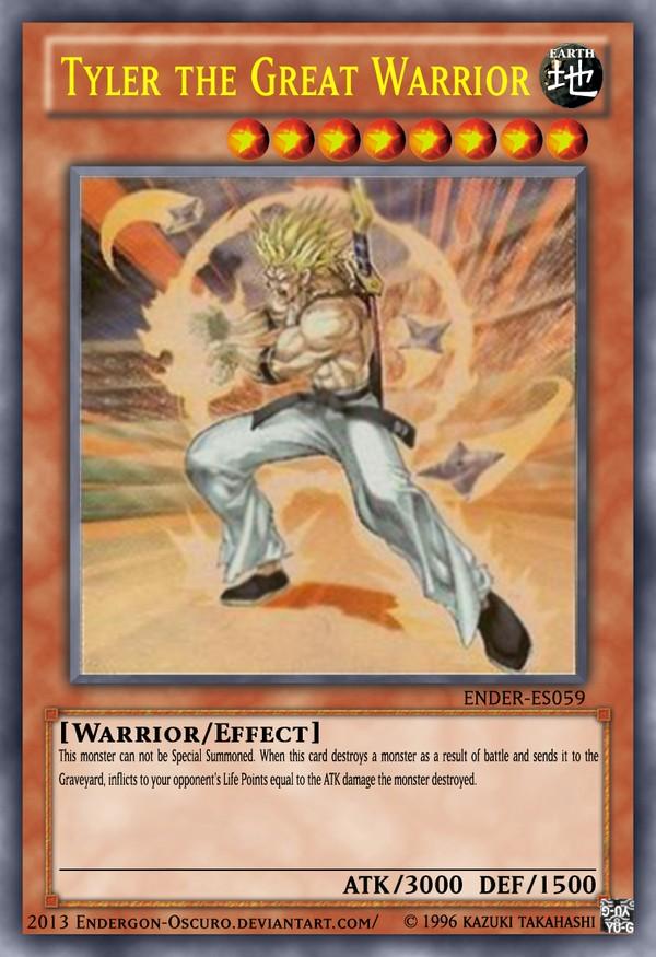 Lá bài Tyler the Great Warrior trong Yu-Gi-Oh (Vua trò chơi tại Việt Nam) được thiết kế phỏng theo nhân vật Trunks đến từ tương lai.