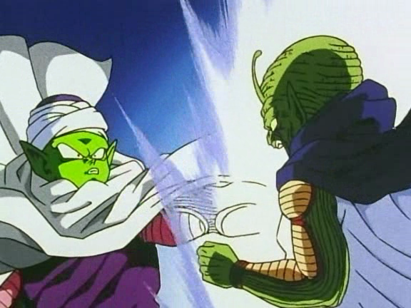 Piccolo, sau khi hợp thể với thượng đế, đã trở thành chiến binh Z mạnh nhất, hơn cả Goku và Vegeta.