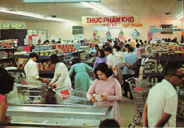 Những điều thú vị về siêu thị đầu tiên tại Việt Nam