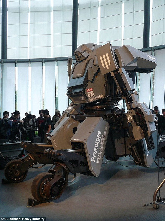Dubbed Kuratas Robot